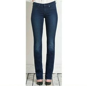 Henry & Belle St Claire Stretch Straight Leg Jeans
